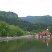 Orașul Băile Tușnad-Tusnádfürdő városa